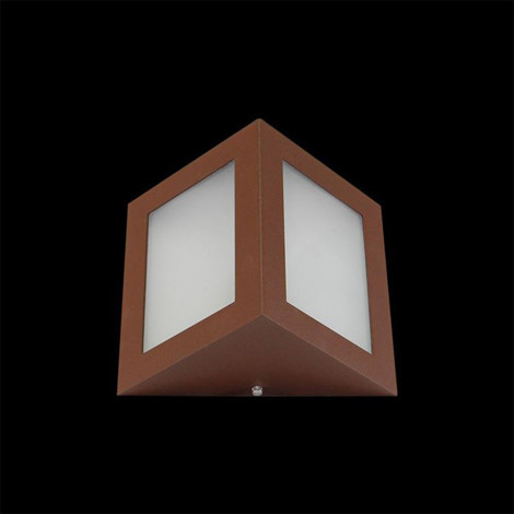 Arandela triangular