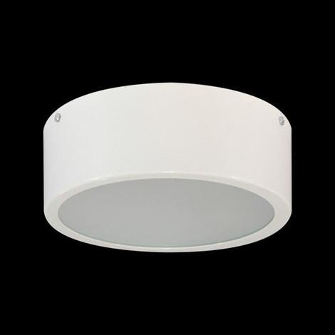 Luminária redonda