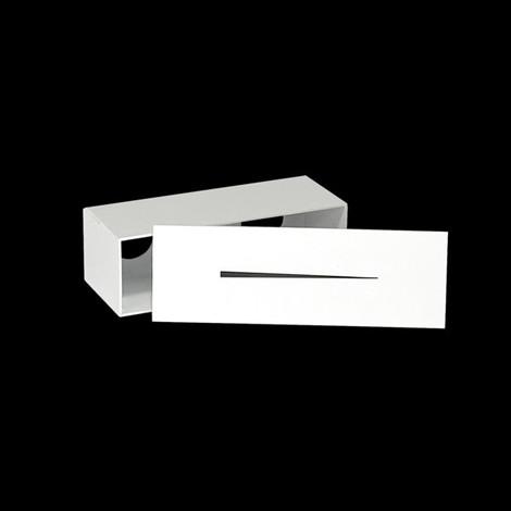 Luminária de embutir para parede